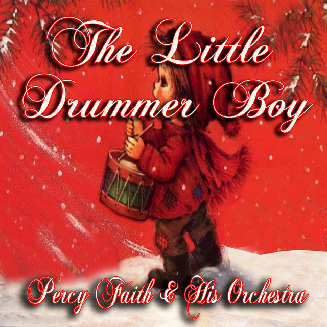 His Orchestra, Percy Faith The Little Drummer Boy album cover