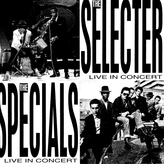 Live in Concert Selecter and Specials