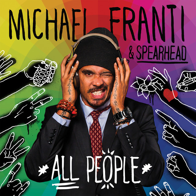 Michael Franti & Spearhead All People album cover