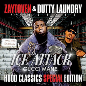 Ice Attack Albumcover