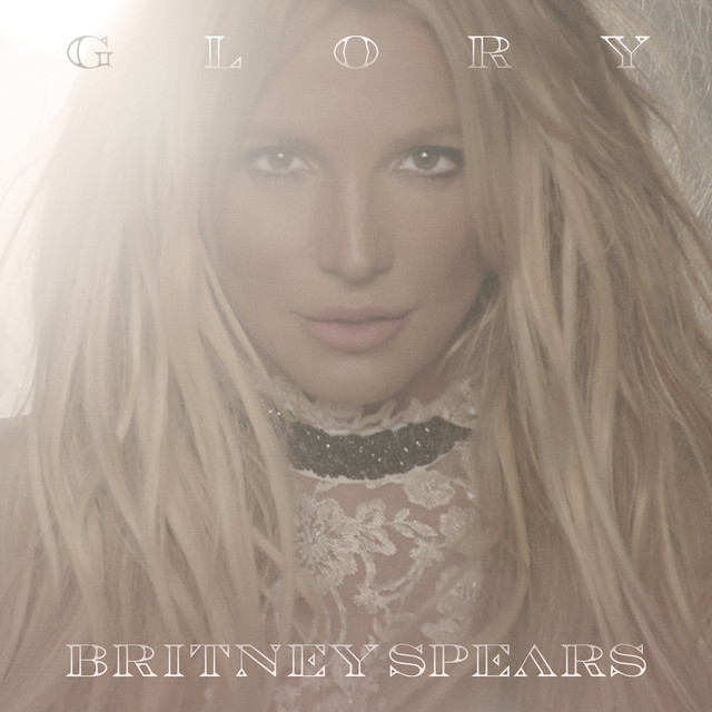 Album cover for Glory (Deluxe Version) by Britney Spears
