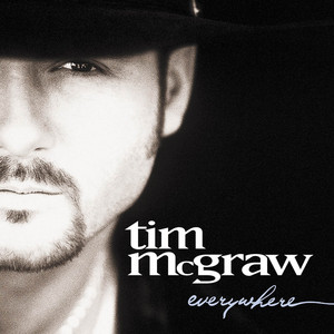 Tim McGraw Everywhere cover