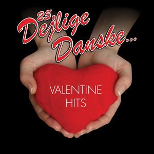 25 Dejlige Danske Valentine Hits