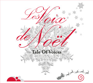 Tale Of Voices All I Want For Christmas Is You cover