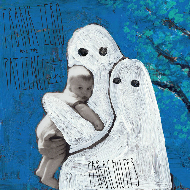 Album cover for Parachutes by Frank Iero And The Patience