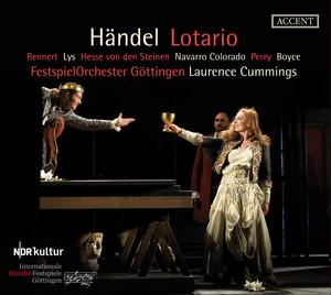 Händel: Lotario, HWV 26 (Live) Albümü