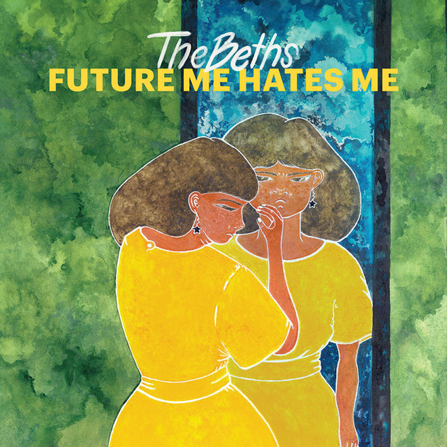 Album cover for Future Me Hates Me by The Beths