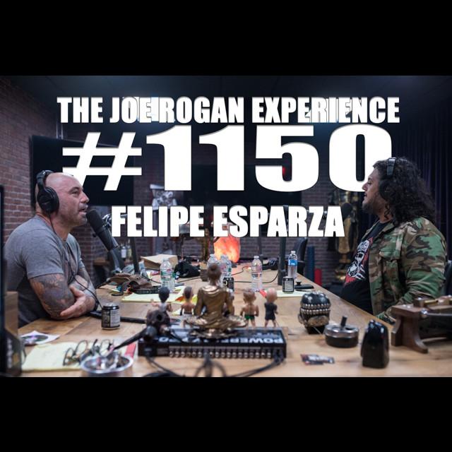 #1150 - Felipe Esparza