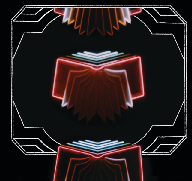 Album cover for Neon Bible by Arcade Fire