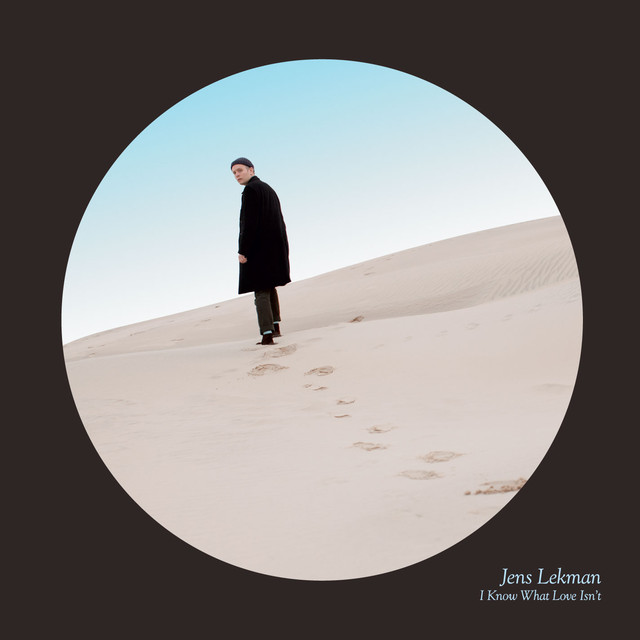 Skivomslag för Jens Lekman: I Know What Love Isn't