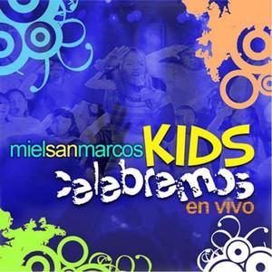 Celebremos - Miel San Marcos Kids Albumcover
