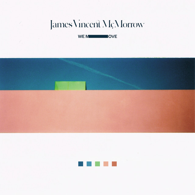 Album cover for We Move by James Vincent McMorrow