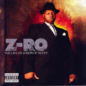 Z-Ro On My Grind cover