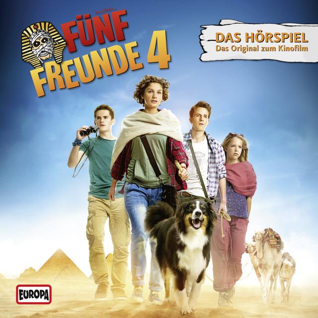 04 - Das Original-Hörspiel zum Kinofilm Cover