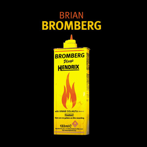 Bromberg Plays Hendrix album