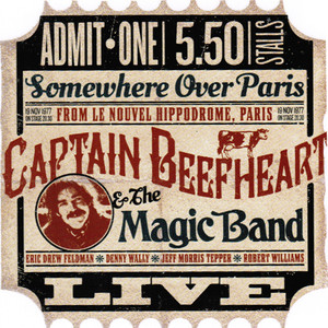 Captain Beefheart, Captain Beefheart & His Magic Band China Pig cover