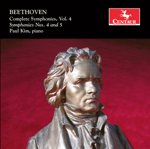 Beethoven: Complete Symphonies, Vol. 4 (Arr. for Piano)