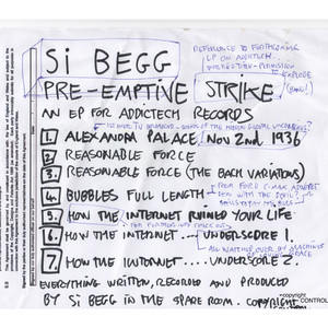 Pre-Emptive Strike album