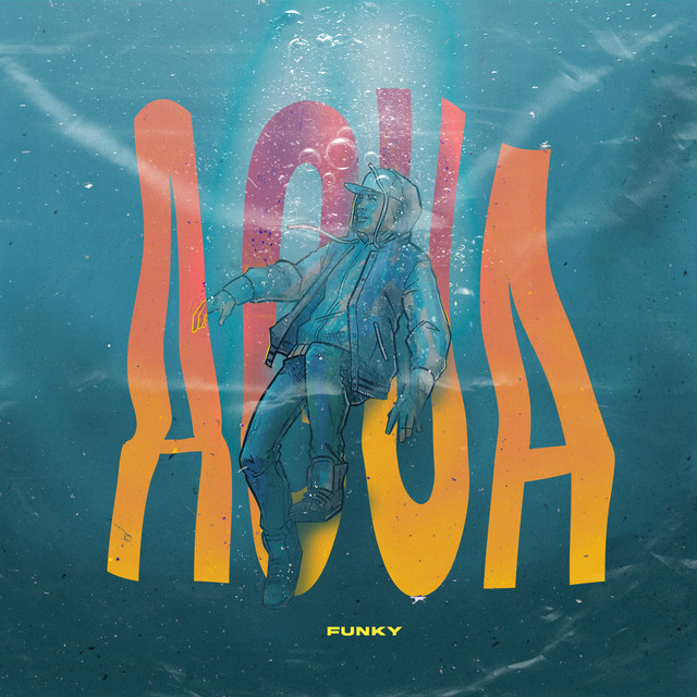 Album cover for Agua by Funky