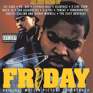 Friday (Original Motion Picture Soundtrack) album