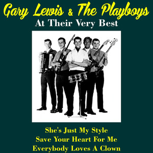 Gary Lewis & the Playboys at Their Very Best album