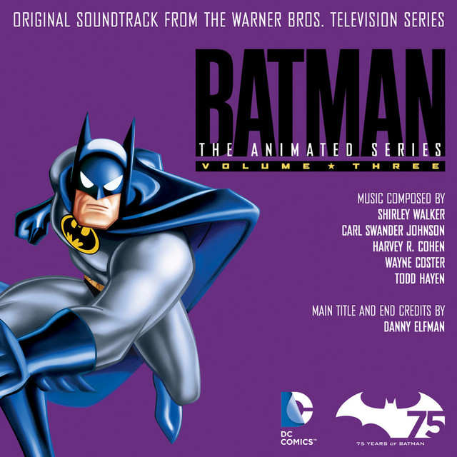 Batman: The Animated Series (Original Soundtrack from the