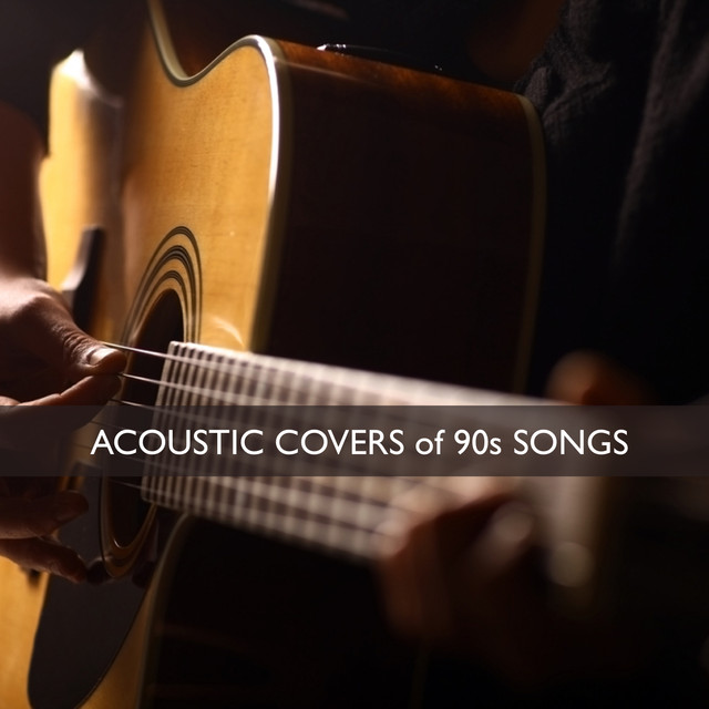 Acoustic Covers of 90s Songs Albumcover