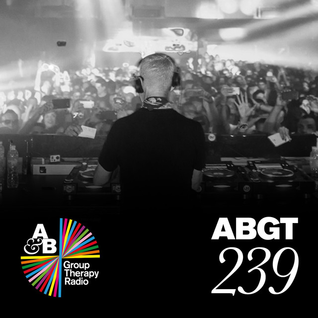 Album cover for Group Therapy 239 by Above & Beyond