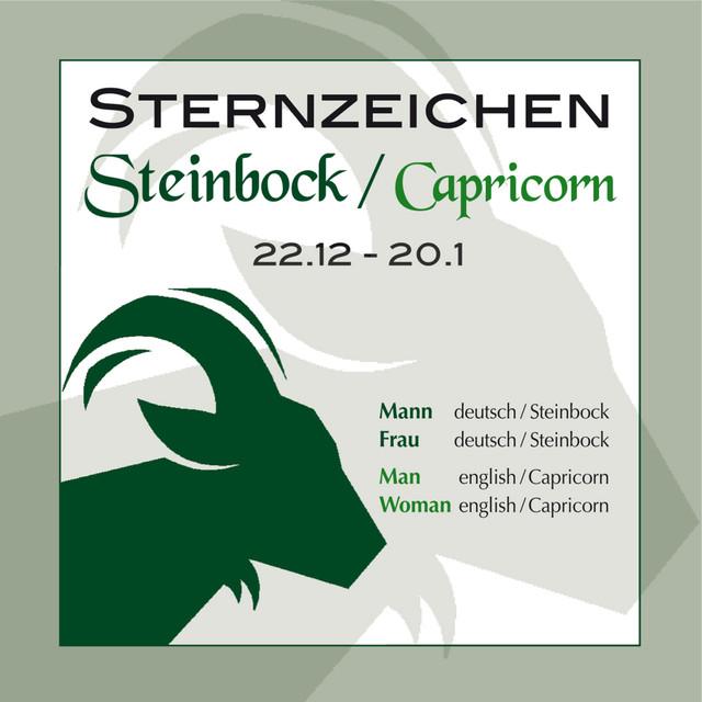 Steinbock Sternzeichen Mann