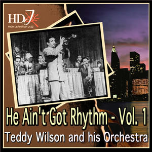 Teddy Wilson and his Orchestra, Teddy Wilson, Ella Fitzgerald All My Life cover
