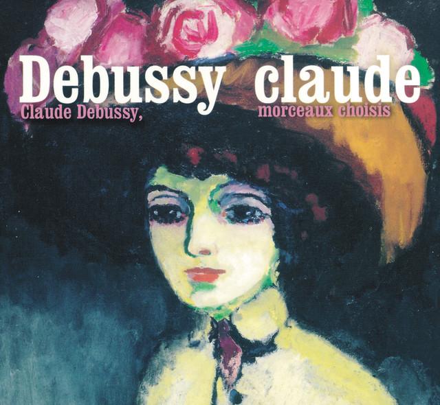 Debussy-Morceaux choisis Albumcover