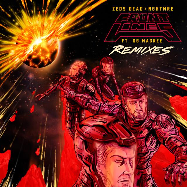 Frontlines (Remixes)