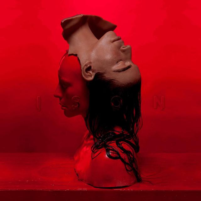 Album cover for Ison by Sevdaliza