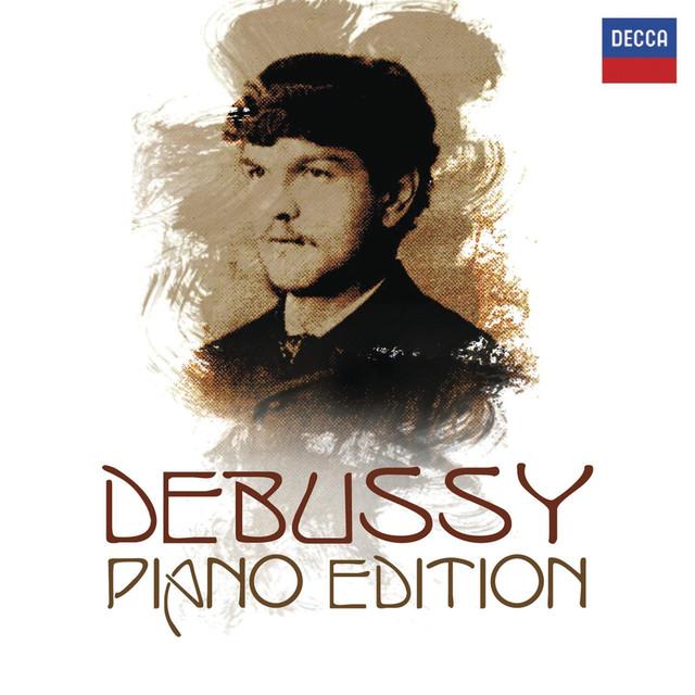 Debussy Piano Edition Albumcover