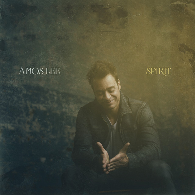 Album cover for Spirit by Amos Lee