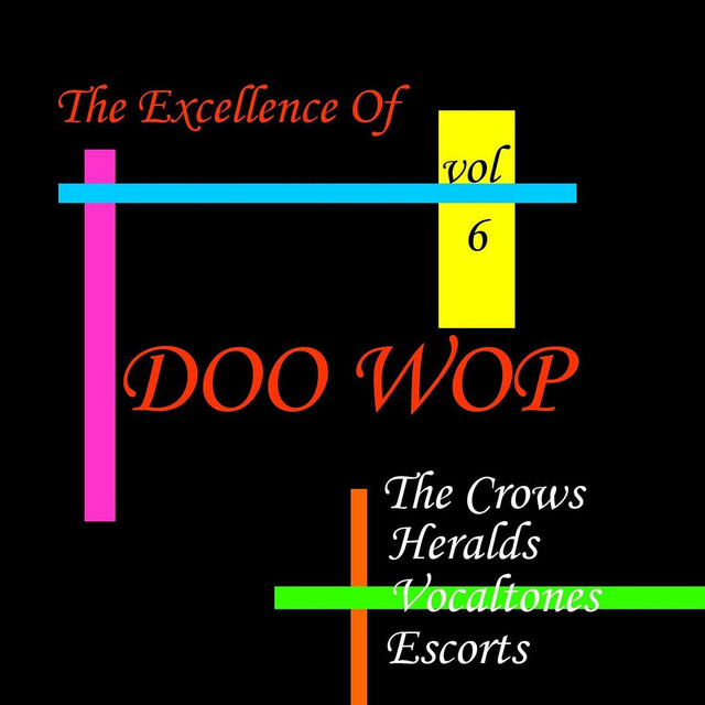 Various Artists Doo Wop Excellence Vol 6 album cover