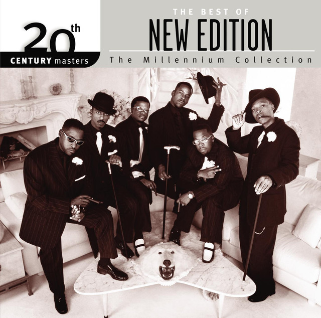 The Best Of New Edition 20th Century Masters The Millennium Collection
