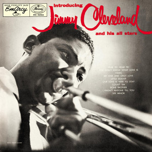 Introducing Jimmy Cleveland and His All Stars album