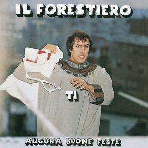 Il Forestiero Albumcover