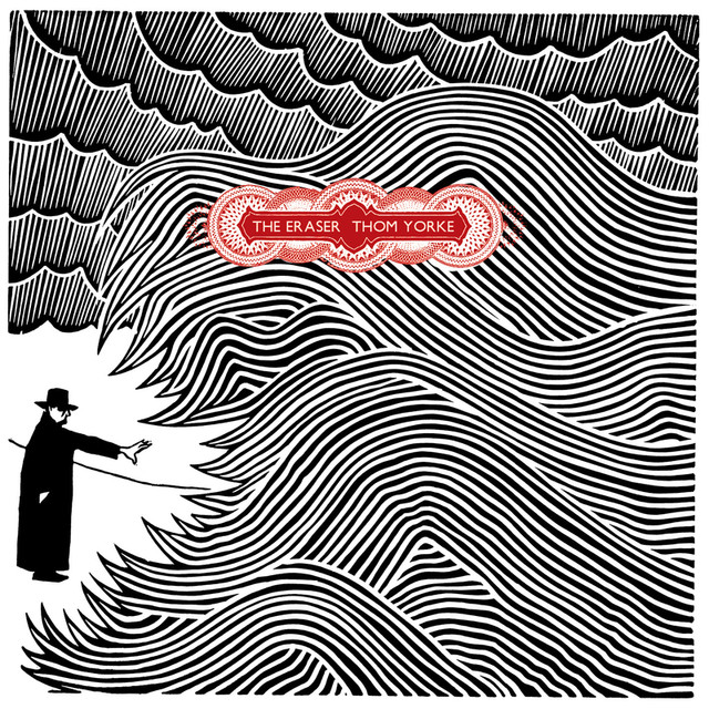 Album cover for The Eraser by Thom Yorke