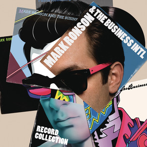 Mark Ronson, The Business Intl The Night Last Night cover