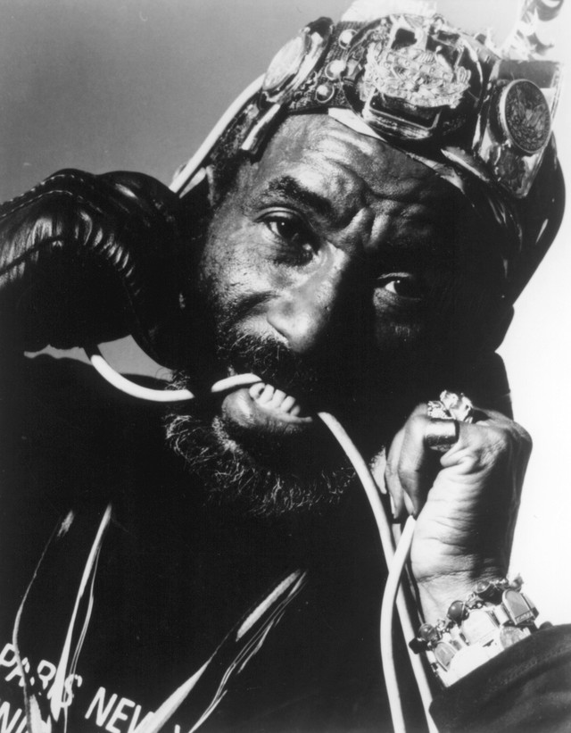 "Lee ""Scratch"" Perry Duppy Conqueror cover"