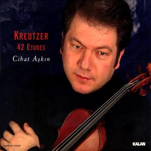 Kreutzer 42 Etudes Volume 2 Albümü