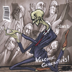Welcome, Generations! Albumcover
