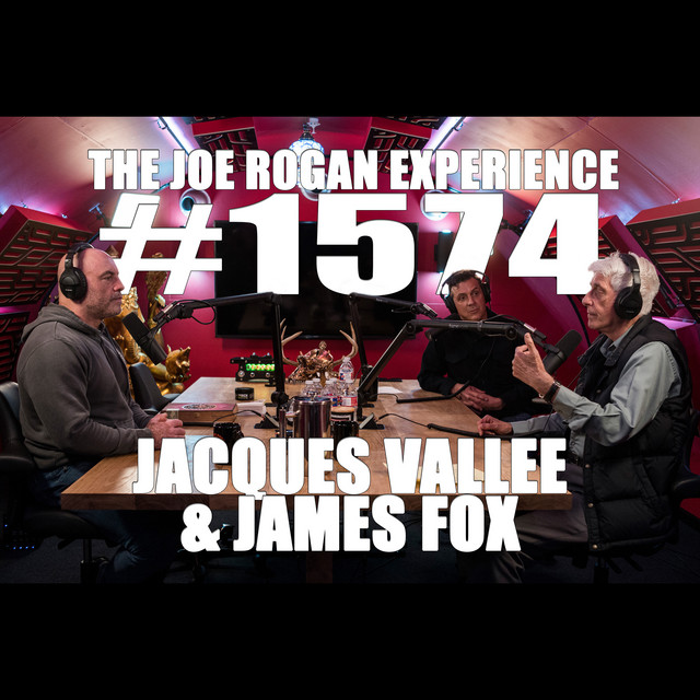 #1574 - Jacques Vallée & James Fox