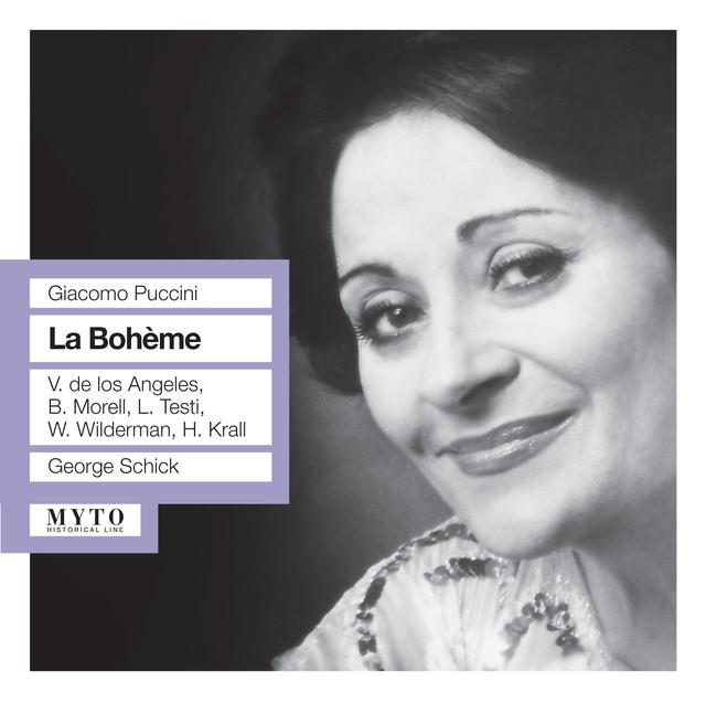 George Schick / Verdi / Leoncavallo / Donizetti / Mascagni / Bizet / Giadarno / Mozart / Richard Tucker / Robert Merrill