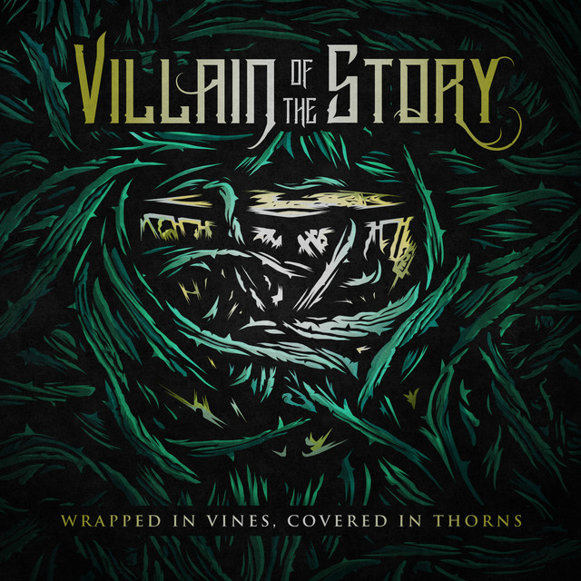 Wrapped in Vines, Covered in Thorns