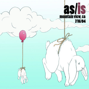 As/Is: Mountain View, CA - 7/16/04 Albumcover