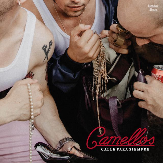 Album cover for Calle para Siempre by Camellos
