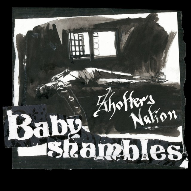 Album cover for Shotter's Nation by Babyshambles